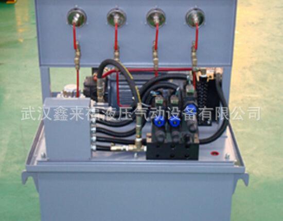 超高压液压站、高压液压系统