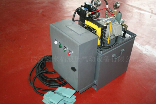 Classification introduction of hydraulic station